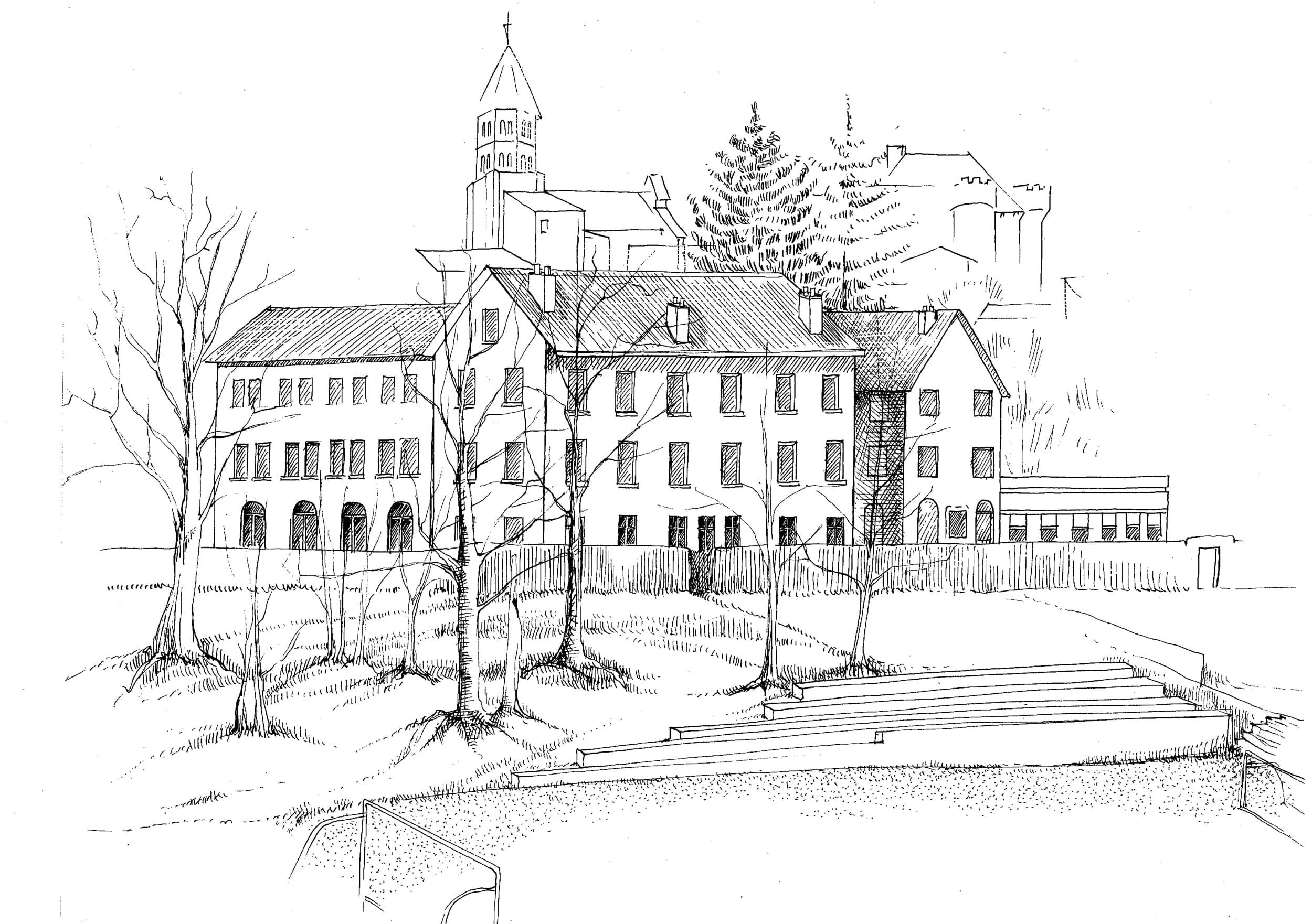 Collège et Internat St Joseph - St Saturnin